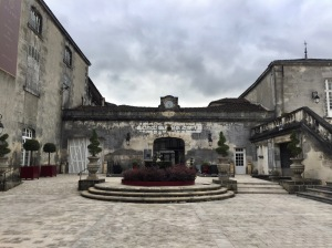 chateau de cognac